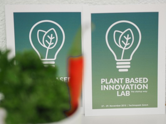 Plant Based Innovation Lab day 2